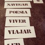 Oficina de Palavra e Poesia - Gerson Deveras - Intervenção 1 - 07-10-2013 - Foto Paula Carrubba--6561