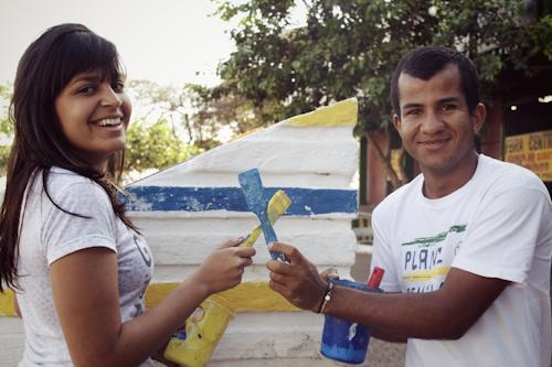 RETROSPECTIVA 2012: Intervenções Feira Central da Ceilândia