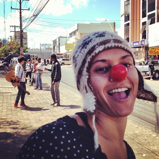 RETROSPECTIVA 2012: Parceria Galpão do Riso
