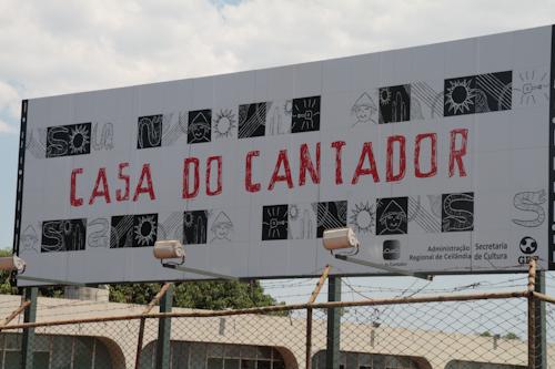RETROSPECTIVA 2013: Parceria Casa do Cantador